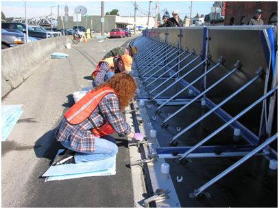 Flood Barriers — Sustainable Buildings Initiative